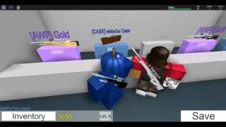 Roblox AWP Attack Gameplay - Trickshots FTW!