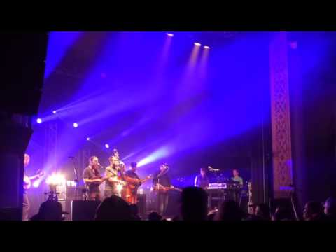 Greensky Bluegrass w/ Holly Bowling in Eugene March 26th, 2016