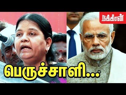 மோடியை விளாசும் அருள்மொழி... Advocate Arulmozhi slams Narendra Modi & BJP Activities | Kathua Case