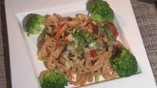 (現代心素派)  - 香積料理 - 炒拉麵 - 在地好美味 - 清涼好美味