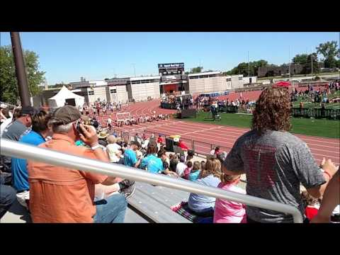 South Dakota State Track Meet 2017
