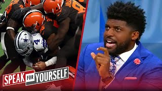 Wiley & Acho on whether the Cowboys season is over after losing to Browns | NFL | SPEAK FOR YOURSELF