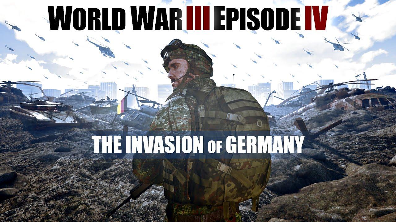 Download The invasion of Germany | World War 3 Episode 4 (Arma 3 III Machinima)
