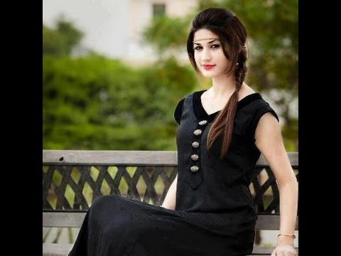 Black dress girls dp for fb