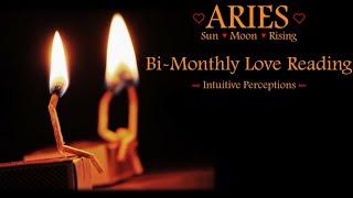 ARIES   OCT 7-20 2018 LOVE TAROT READING
