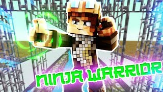 NINJA WARRIOR DANS MINECRAFT !!