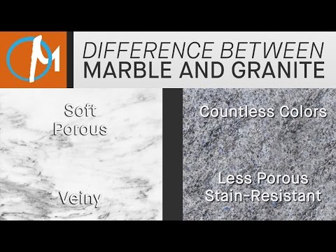 How To Tell Granite From Marble l Marble.com