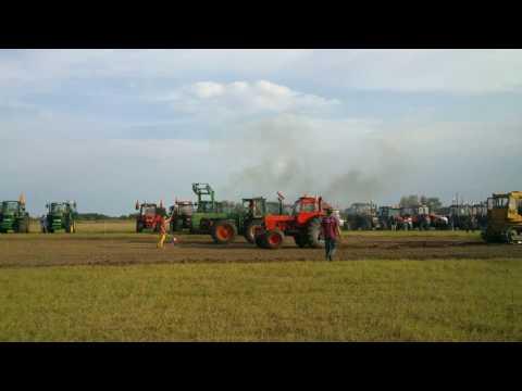 Ásotthalom Kissor, Traktorverseny 2016