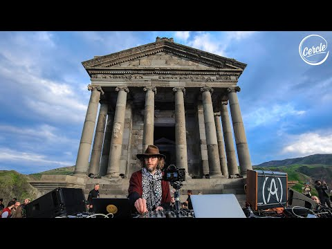Acid Pauli @ Garni Temple Near Yerevan, Armenia For Cercle