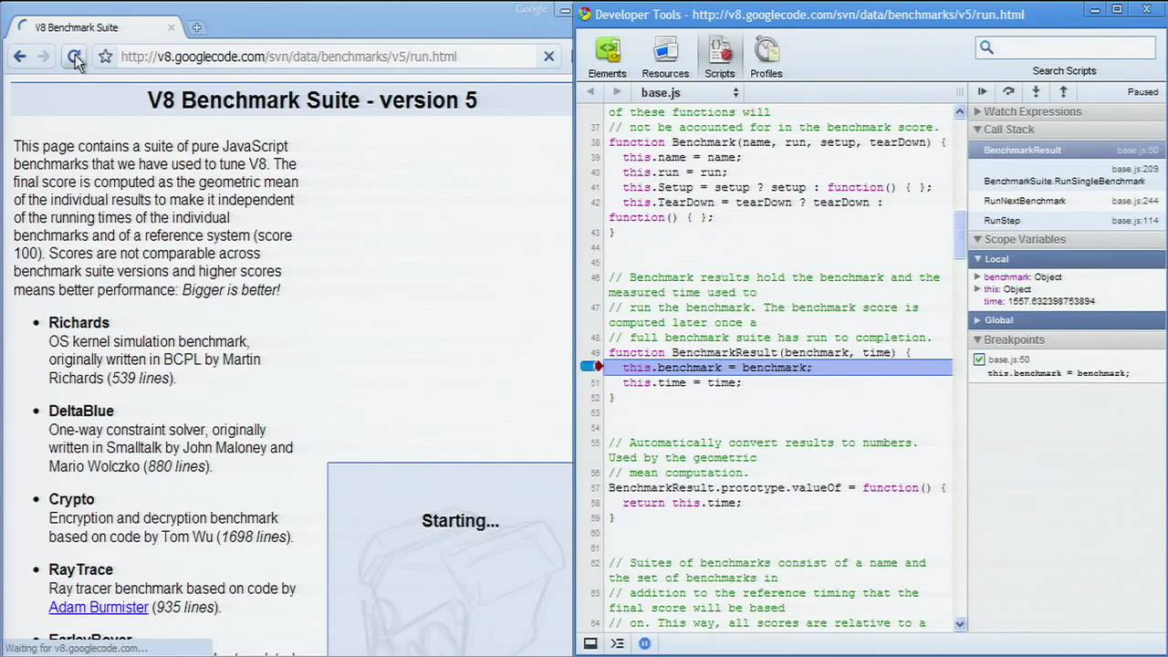 Google Chrome DevTools Tutorials