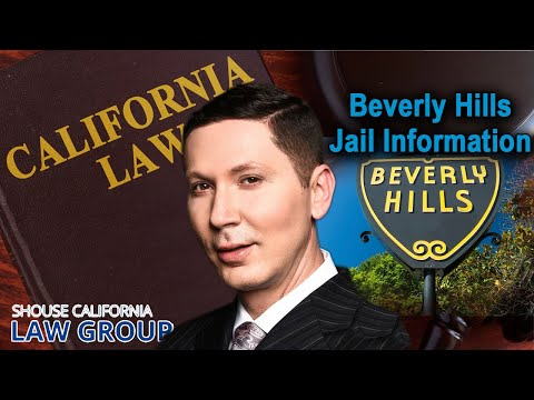 Beverly Hills Jail Info (Location, Visiting, Bail)