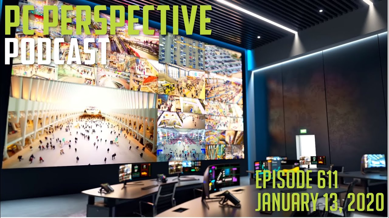 PC Perspective Podcast 611 - CES 2021 Show