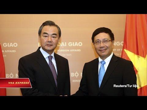 VN chúc mừng 'cáo bạc' ngoại giao Trung Quốc thăng chức