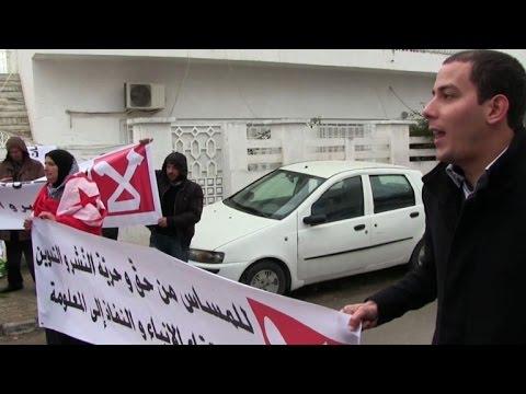 Tunisie: le blogueur Yassine Ayari fixé sur son sort le 3 mars