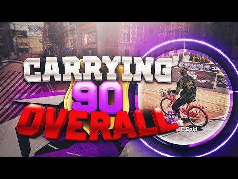 carrying-the-first-90-overall-in-nba-2k18-most-intense-game-ever.-highest-rep-in-nba-2k18!!
