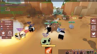 Hunting Simulator 2 with SilentSeekr on Roblox!