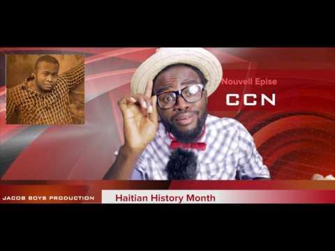 Haitian history month