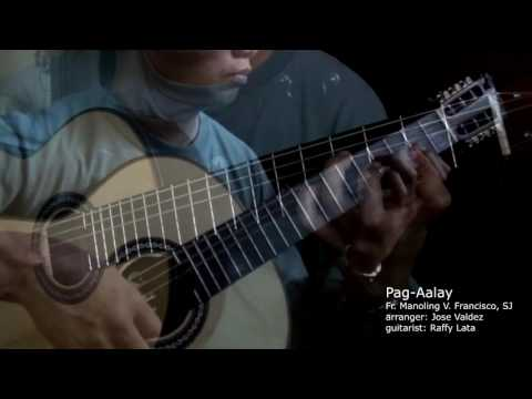 Pag-Aalay - M.V. Francisco, SJ (arr. Jose Valdez) Solo Classical Guitar