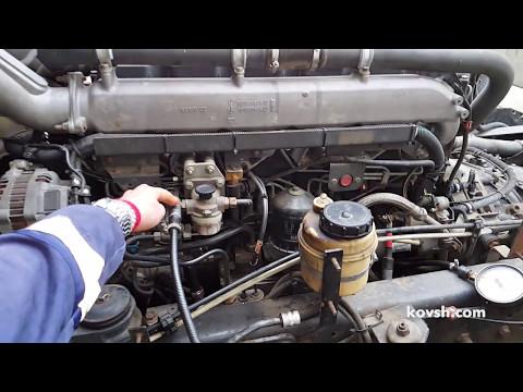 Причина недостаточной мощности Renault Premium 370 11.1dCi