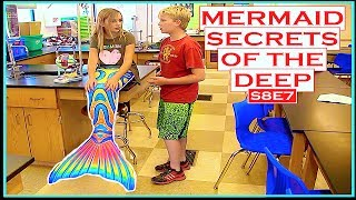 Mermaid Secrets of The Deep - S8E6 - SCIENCE | Theekholms