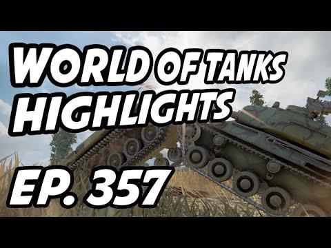 World of Tanks Daily Highlights   Ep. 357   imKatee, Circon, skill4ltu, peacemaker, ViIlageidiot