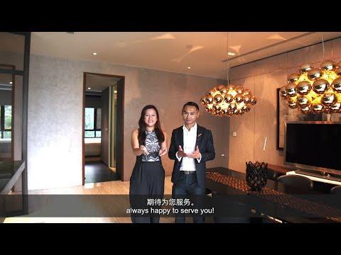 Singapore Condo Property Listing Video  - Hamilton Scotts 3 Bedder