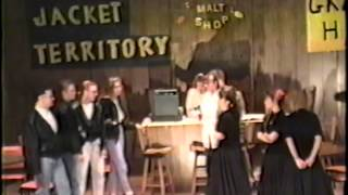 "SCHS 1992 Speech and Drama Musical ""Ducktails & Bobbysox"""