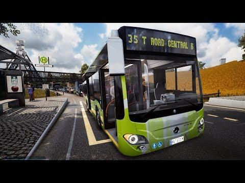 Bus Simulator 18 - Gameplay #27 (PC HD) [1080p60FPS]  