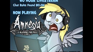 Derpy Plays Amnesia 2 [Part 1] Chairs for the Wall God