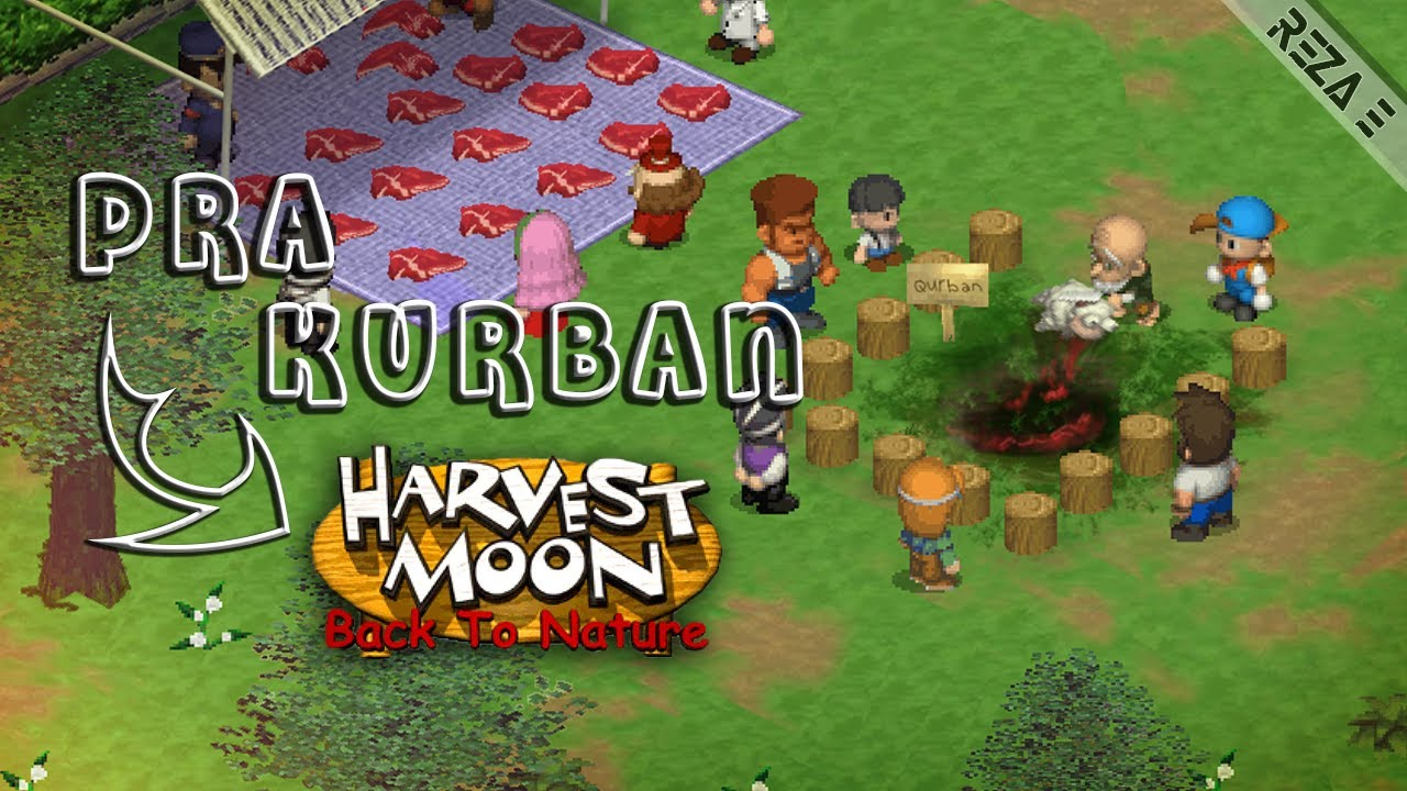 PRA KURBAN - Harvest Moon : Back to Nature Indonesia