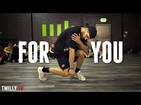 Ramzoid - FOR YOU ft Hail Luna - Choreography by Jake Kodish - #TMillyTV #Dance