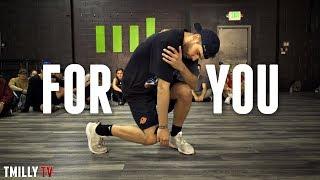 Ramzoid - FOR YOU ft Hail Luna - Choreography by Jake Kodish - #TMillyTV #Dance