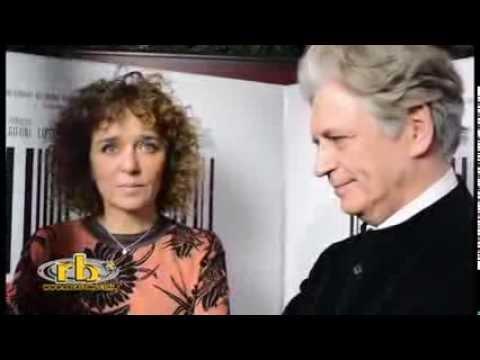 Valeria Golino e Fabrizio Bentivoglio, intervista, Il Capitale Umano, RB Casting