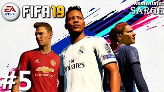 Zagrajmy w FIFA 19 [PS4 Pro] odc. 5 - Kariera ważniejsza od rodziny? | Droga do sławy