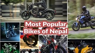 Most Popular Bikes 2016 Nepal | Top 10 Bikes of 2016 Nepal And India