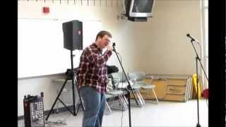Dance Gavin Dance - Lemon Meringue Tie (Unclean Vocal Cover at a Talent Show)