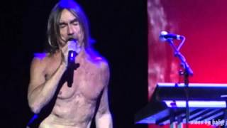 Iggy Pop-IN THE LOBBY-Live @ The Masonic, San Francisco, CA, March 31, 2016