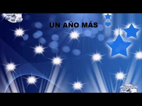 Canta como Mecano - UN AÑO MÁS