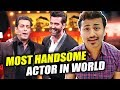 Salman Khan And Hrithik Roshan ENTERS Most Handsome Actor In The World List