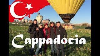 Hot Air Balloon - Cappadocia