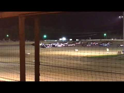 Charleston Speedway UMP Factory Stock Feature 8-4-18