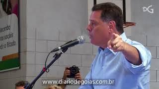 Discurso de Marconi Perillo no lançamento do Programa Goiás na Frente Social e 3º Setor