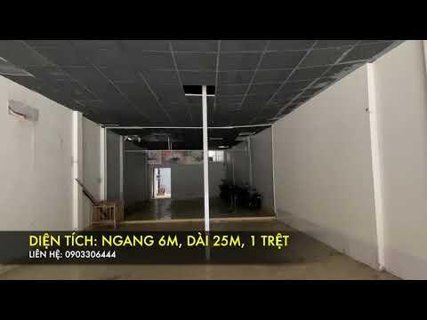 [Nhà Cho Thuê Giá Rẻ] Cho thuê nhà đường Nguyễn Thị Tú, Bình Tân ngay đoạn đẹp nhất