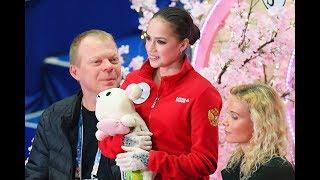 АЛИНА ЗАГИТОВА - Чемпионат Мира 2019 КП перевод комментариев с британского Eurosport WORLDS SP