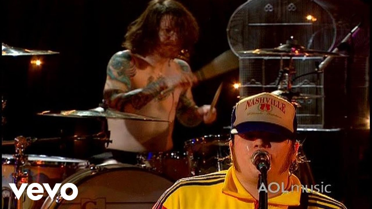 Fall Out Boy - The Take Over, The Breaks Over (AOL Music Live) 2007