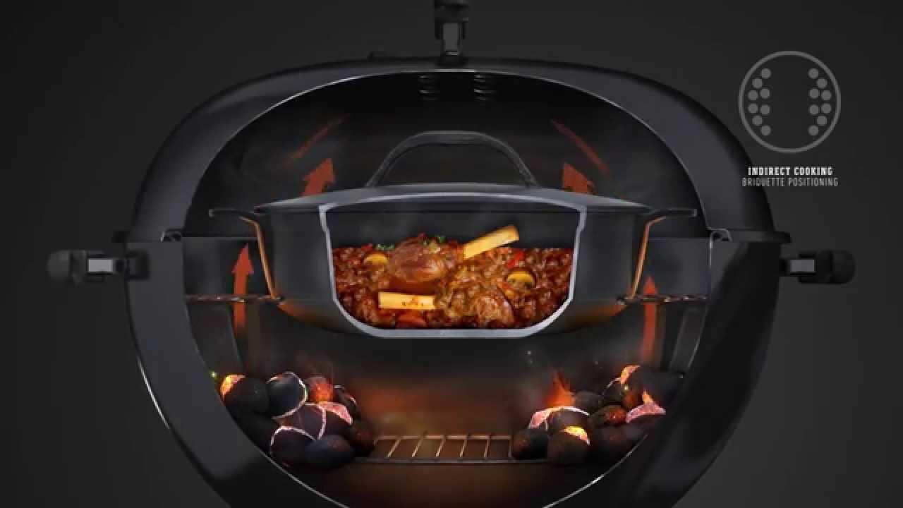 weber original gourmet bbq system stegegryde youtube. Black Bedroom Furniture Sets. Home Design Ideas