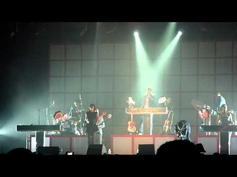 Mark Ronson - The Night Last Night (live in Tel Aviv, August 2011) - HD