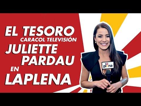 El Tesoro de Caracol Televisión - Juliette Pardau