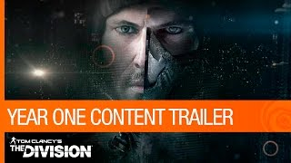 Tom Clancy's The Division - Season Pass and Year One Content Trailer [US]