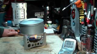 IMUSA Pot - Boil Test 1